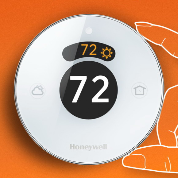 [Honeywell-us]Honeywell RCH9310WF 스마트 WiFi  냉난방 룸 써머스타트