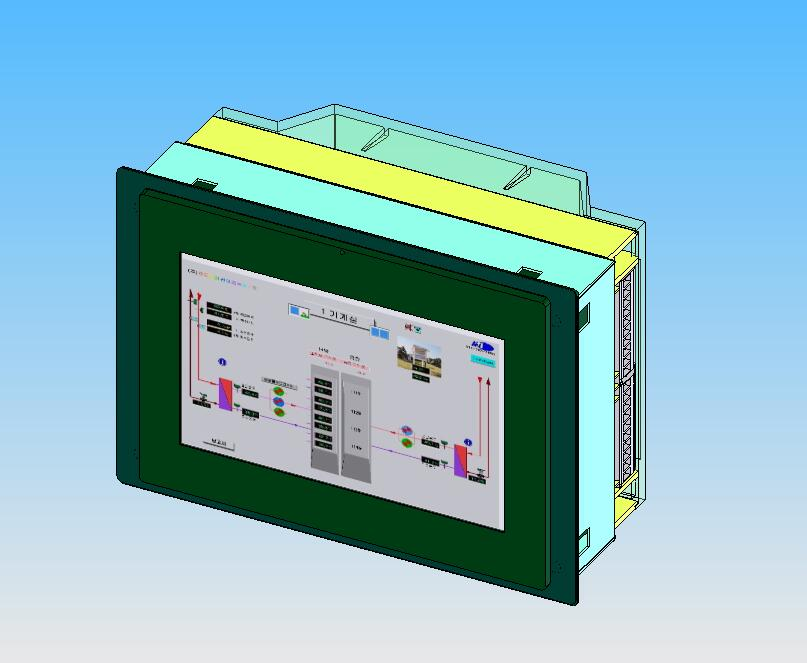 [ATI]MC2017.22PP-44-441AC 복합 지역난방 온도조절기