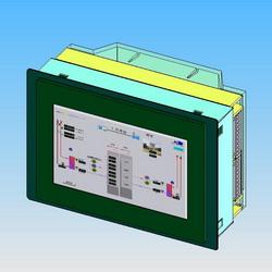 [ATI]MC2047-11PP-22-2221AC, 히트펌프제어기+ 터치스크린7인치