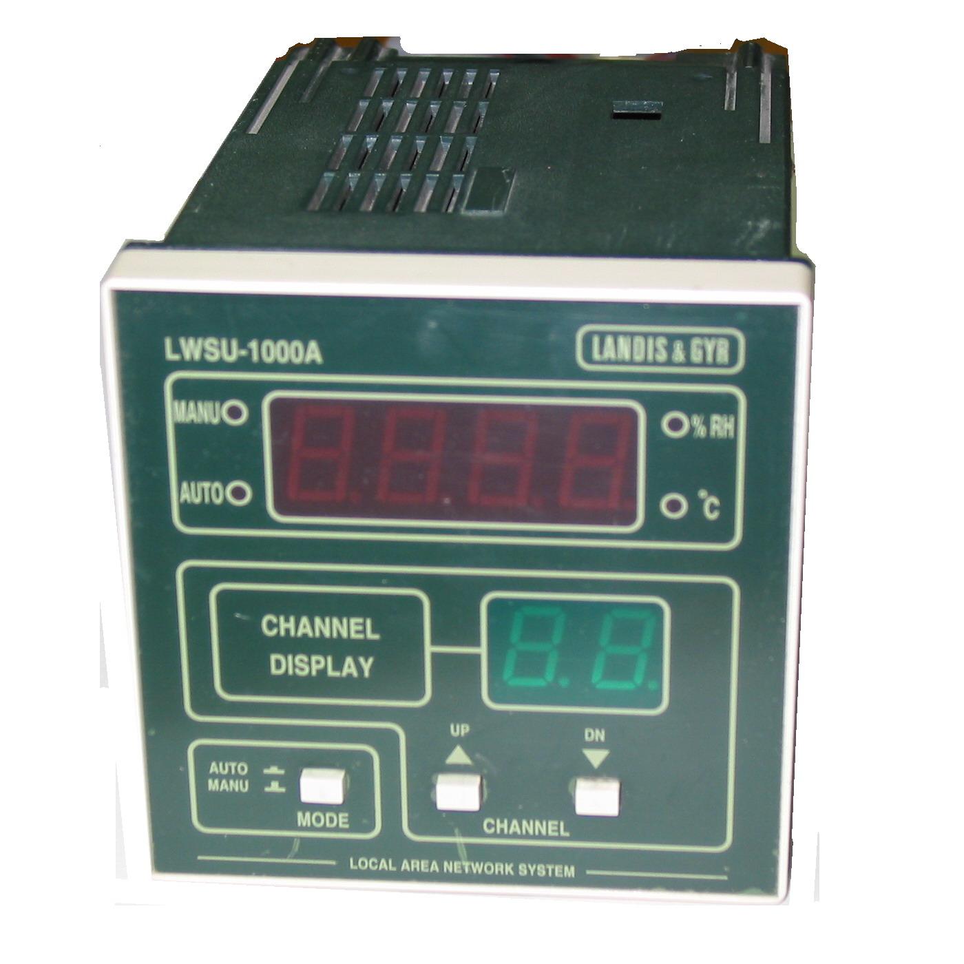 [ATI]LWSU-500A ,디지털 지시계, 온습도 표시(중고)