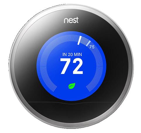 [ATI]NEST-3G T3007ES 스마트 WiFi  냉난방 룸 써머스타트
