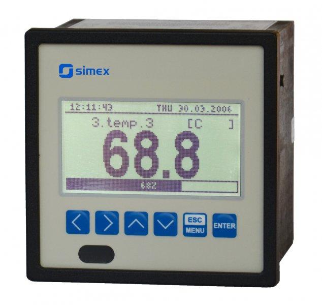 [ATI]Simex SWT.99-8238-1-011 ,8채널 디지털 온도 지시계