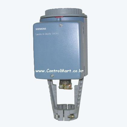 [Siem-BA]SKD60/24VAC 유압식 밸브 액튜에이터/NSR타입